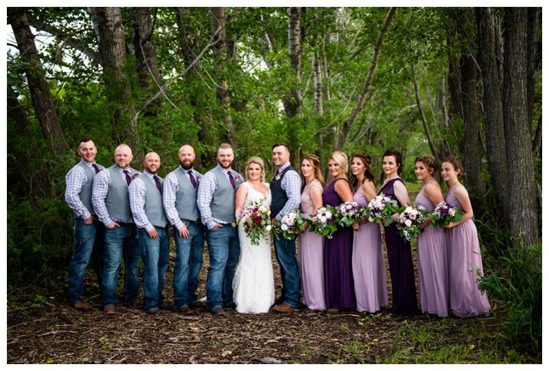 Alberta Barn Wedding Photographer- Willow Lane Barn