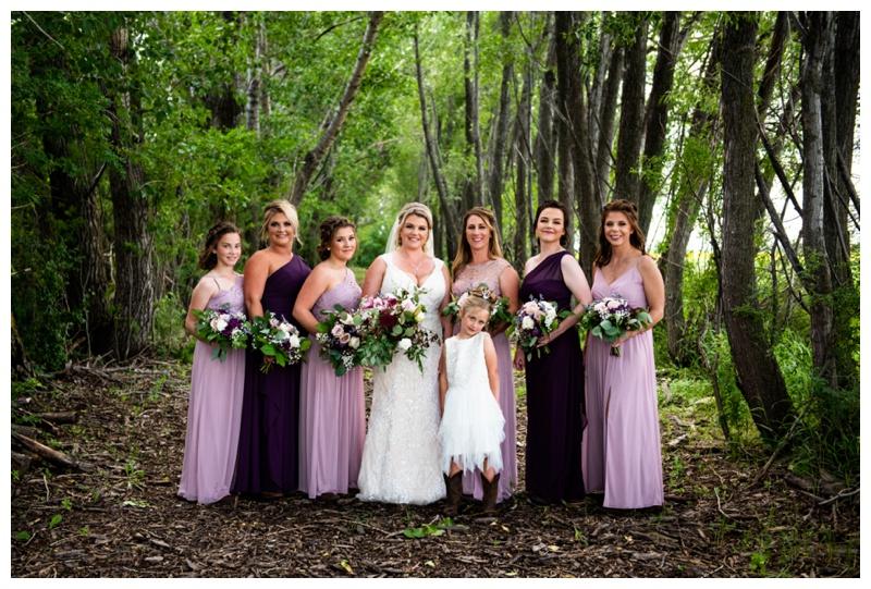 Alberta Barn Wedding Photos - Willow Lane Barn