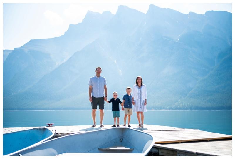 Lake Minniwanks Family Session
