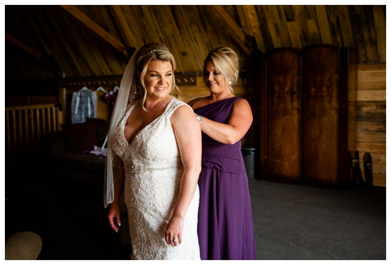 Willow Lane Barn Wedding Photography Olds