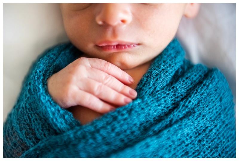 Calgary In Home Newborn Photographers