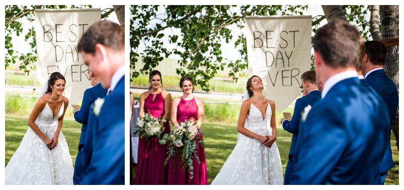 Calgary Photographer - Dewinton Community Hall Wedding Photographers