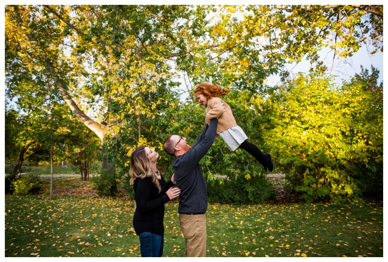 Calgary Prince's Island Park Family Photographer