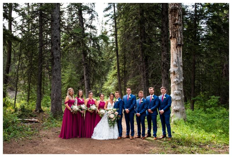 Calgary Wedding Photographer - Wedding Party Photos
