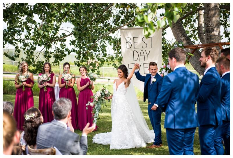Calgary Wedding Venue - Dewinton Community Hall Photography