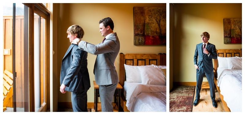 Groom Prep Photography-Island Lake Lodge Wedding