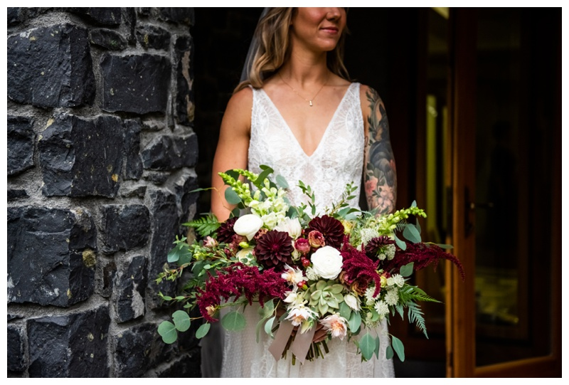 Island Lake Lodge Wedding Photographers