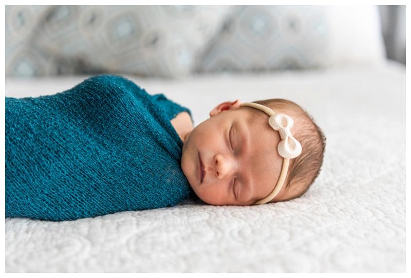 At Home Lifestyle Newborn Photos Calgary