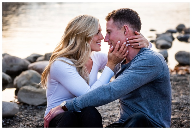 Bowness Park Engagement Photography Calgary