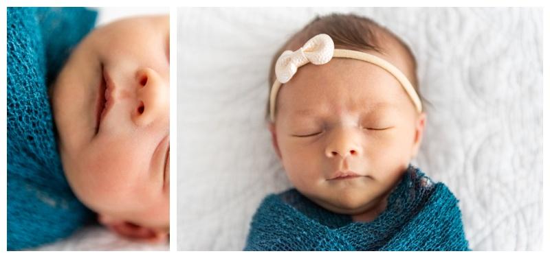 In Home Lifestyle Newborn Photography Calgary