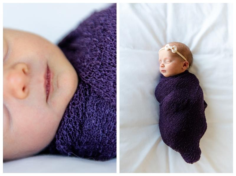 Calgary Lifestyle Newborn Photography Session