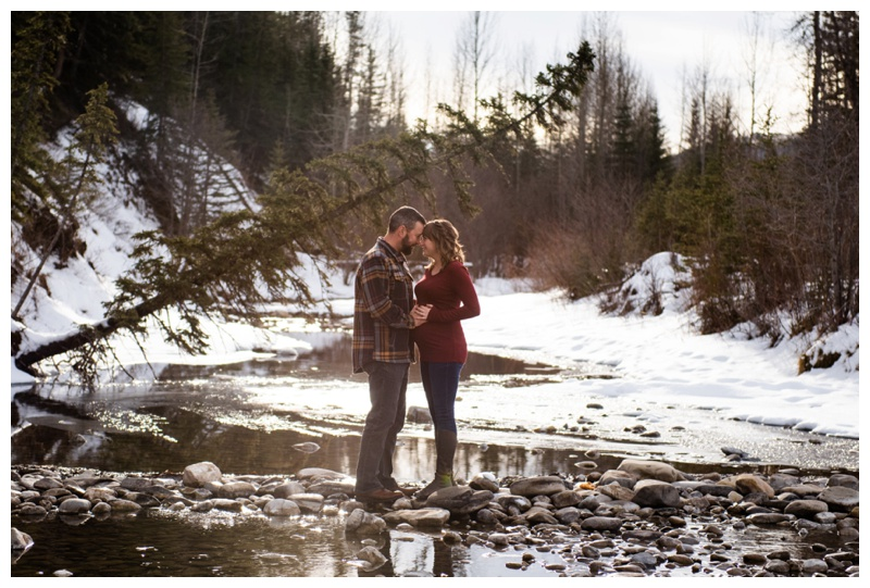 Kananaskis Maternity Photography