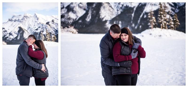 Banff Couple Photos