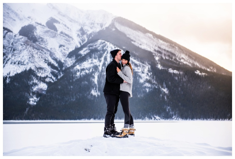 Banff Proposal Photographer