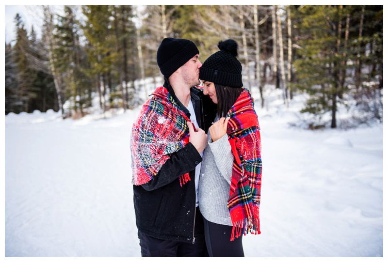 Proposal Photography Canmore Alberta