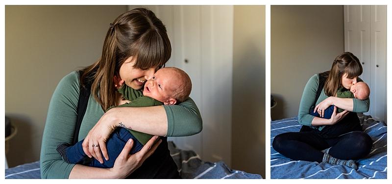 Newborn Photographer Calgary