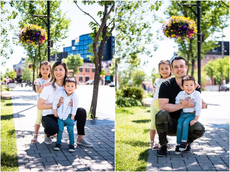 Calgary East Village Family Photographers