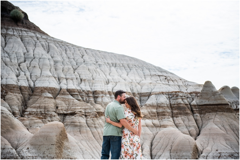 Engagement Photographer Drumheller Alberta