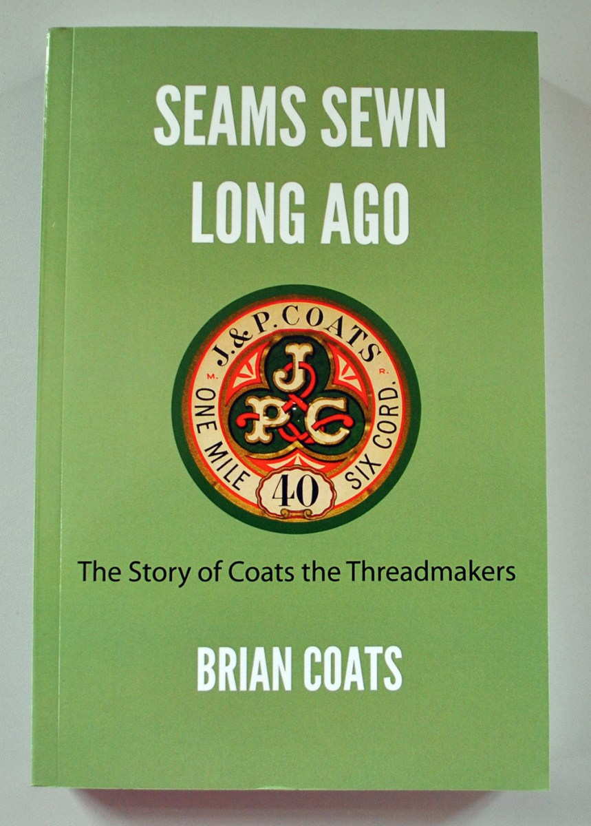 Sems sewn long ago book cover
