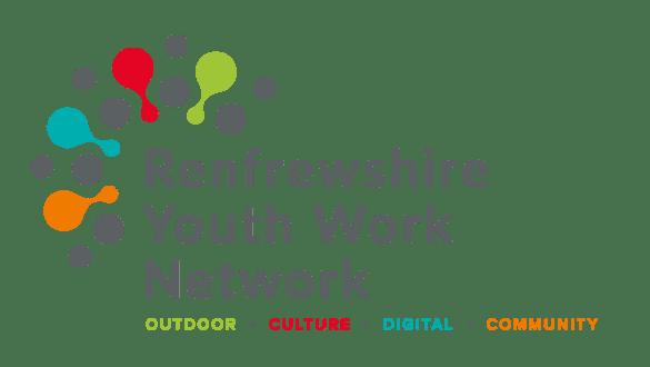 Renfrewshire Youth Work Network (logo)