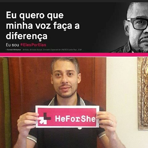 Evento He for She em BH