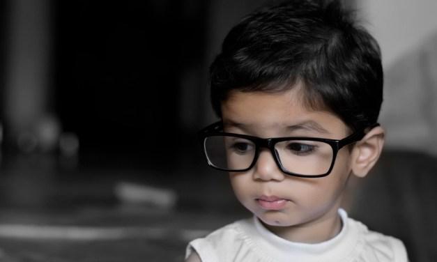 Você tem problemas de visão? Hora de levar o seu filho ao oftalmologista