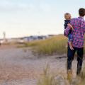 Pai tem que fazer de tudo - Dia dos Pais: um marco para acompanharmos o andamento da obra