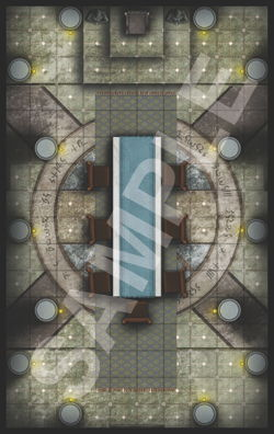 GameMastery Map Pack Fortress