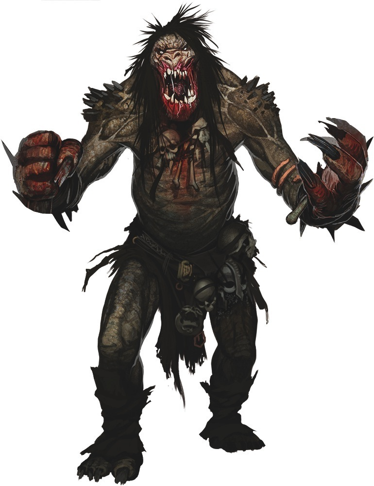 The Top 10 New Monsters from Pathfinder Bestiary 4  G33king OutG33king Out  Embrace the geek