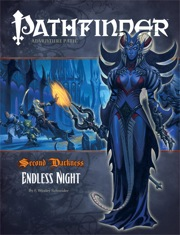 Pathfinder #16—Second Darkness Chapter 4: