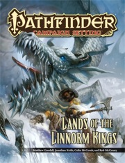 Pathfinder Campaign Setting: Lands of the Linnorm Kings (PFRPG)