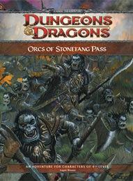 Orcs of Stonefang Pass