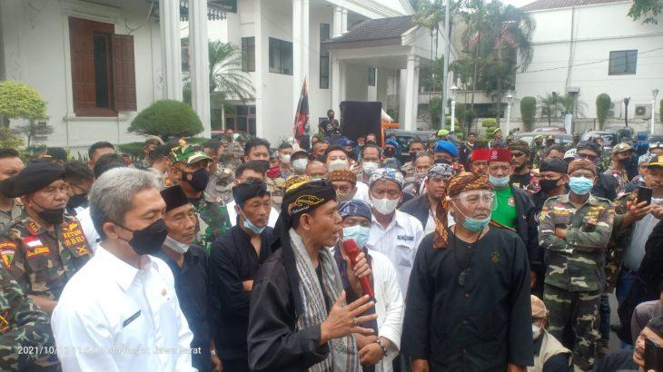 Ketua DKKB Putra Gara Menolak Tegas Suawastanisasi KRB
