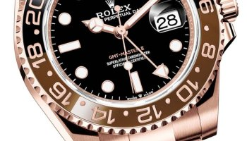 Pajak Rolex GMT-Master-II-Root-Beer- Black-Dial-Black-Brown Ceramic-126715CHNR RM80,000