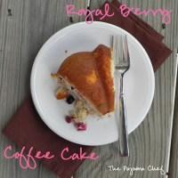 Royal Berry Coffee Cake
