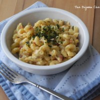#HotSummerEats: Southwestern Cilantro Mac and Cheese
