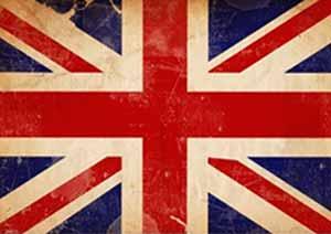 イギリスから直輸入