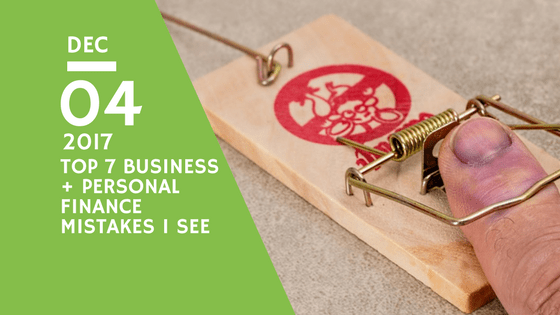 Top 7 mistakes streamers make with their business and personal finances