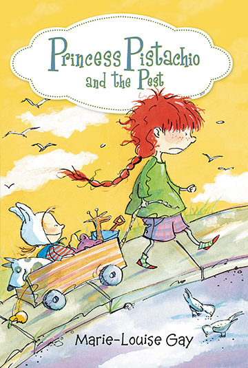 Image result for PRINCESS PISTACHIO AND THE PEST