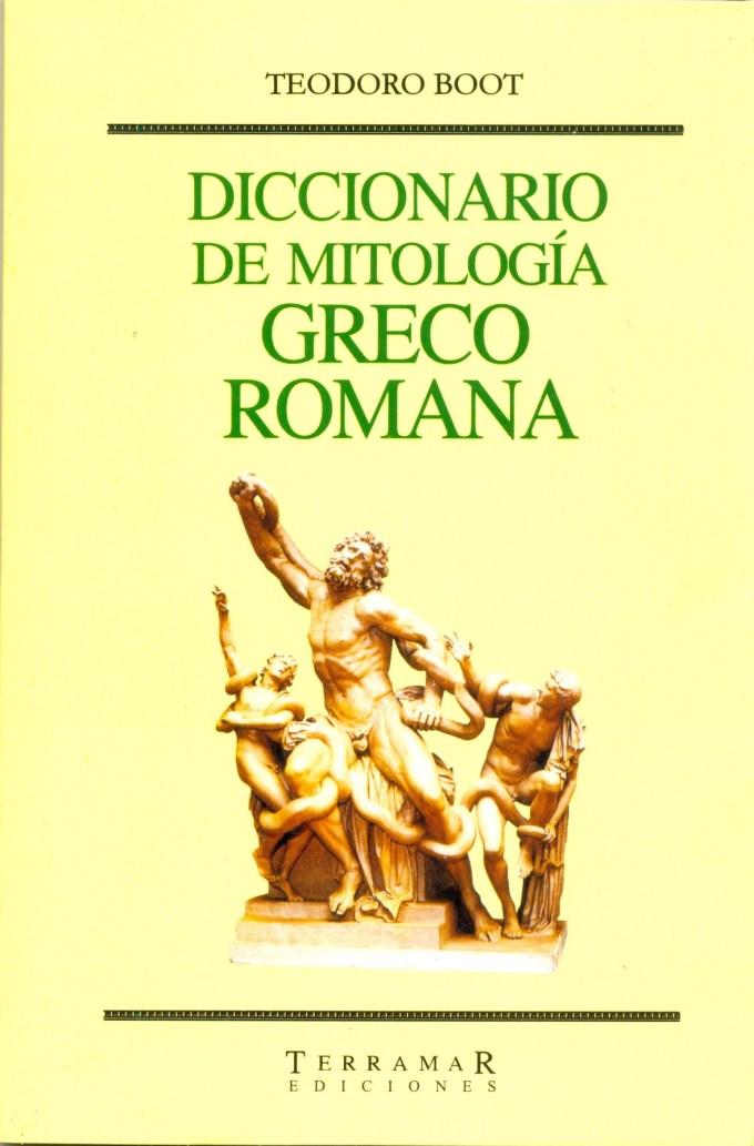 Diccionario mitología