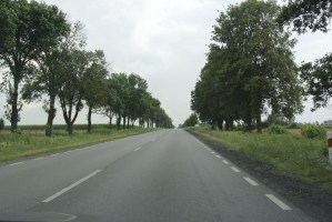 bad roads in Poland? Don't think so