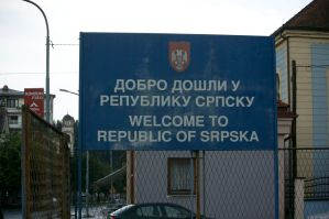 Welcome to Bosn..I mean Republika Srpska