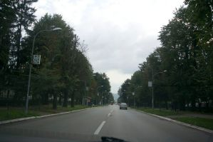 Croatia road