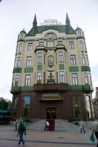 Hotel Moscow @ Belgrade