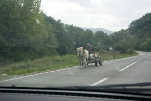 Macedonia, not uncommon vehicle