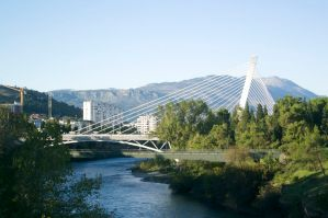 Millenium bridge @ Montenegro