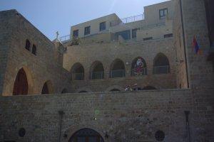 Tomten bor i Tel Aviv