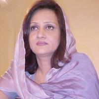 Multi talented Bushra Ansari