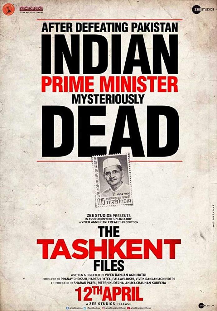 The Tashkent Files Movie Review Cast Story Plot Pakaoo