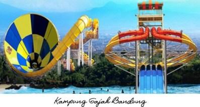 Bandung City Tour Kampung Gajah